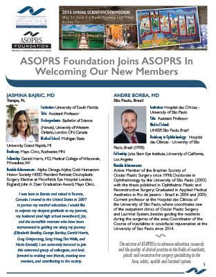 2017 New Members Flyer